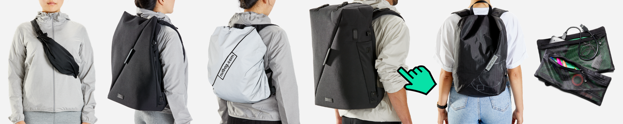 What should I look for in a laptop backpack? RiutBag