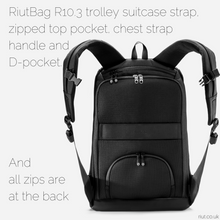 Load image into Gallery viewer, high security laptop backpack riutbag