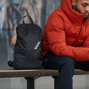 Light foldable backpack |  Secure | RiutBag Crush