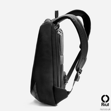 Load image into Gallery viewer, high security slim laptop backpack RiutBag
