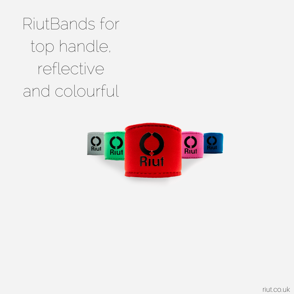 Four reflective RiutBands