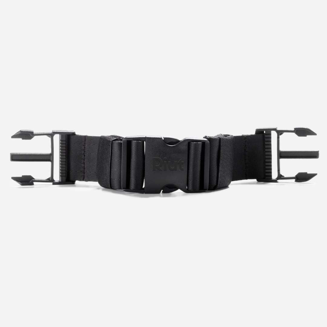 waist strap hip belt buckle for black backpack removable attachable