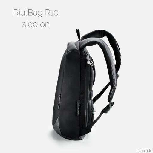 "RiutBag R10 | Slim backpack for 15"" laptop"