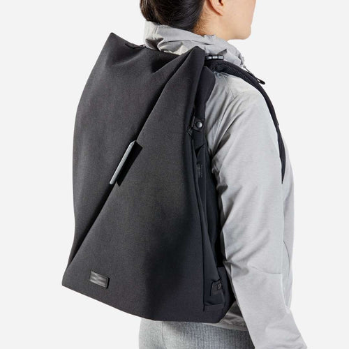 Slim, expandable 2-in-1 laptop backpack | RiutBag X35