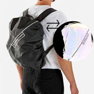 Reflective 100% waterproof backpack cover | RiutBag Cover