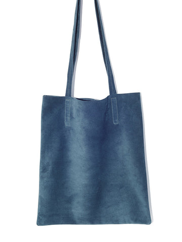 Elementary Unlined Tote Bag