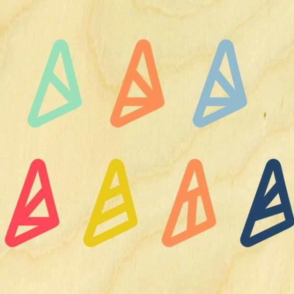 Modern triangle shape earring, Long earring svg, Earrings templates for Cricut and Silhouette Studio, Earrings designs Nr3 SS10