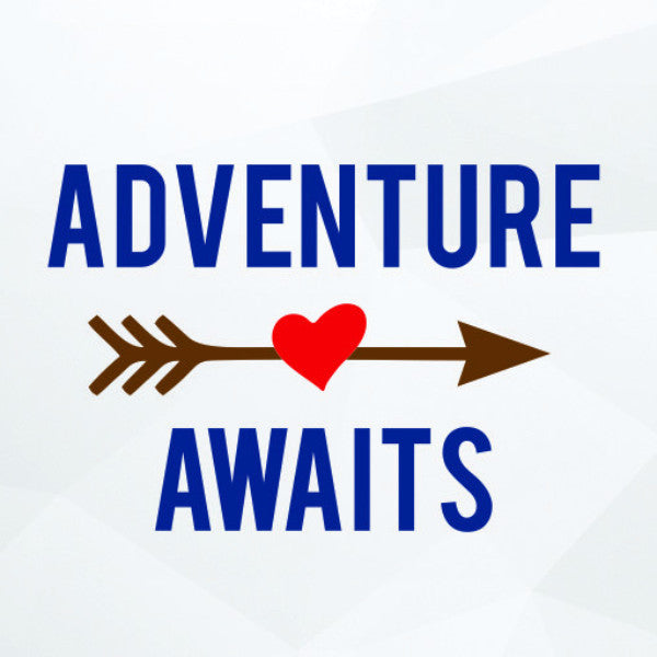 Adventure awaits in svg, dxf, png,format. Instant download - rhinestone templates