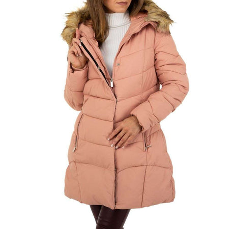 Oversized parka by JCL