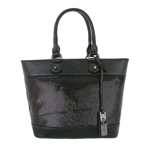 Sjajna shopper torba