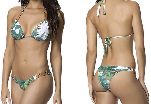 Tropicalismo Leather Set
