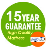Sleepy 3D mattress