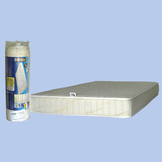 Sleepy mattress vacuum packing