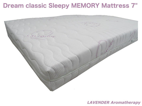 DReam Classic Sleepy MEMORY Mattress 7""