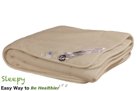 Sleepy - Cashmere Wool Blanket