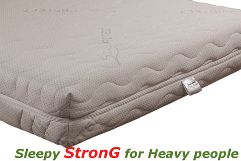 SleePy-STRONG SILVER Mattress- for Heavy People up to 170kg