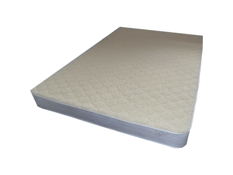 Ortho-SleePy DIAMOND Luxury MATTRESS - 100% Merino wool
