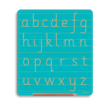 Sassoon Alphabet Boards - Lower case letters