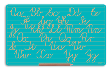 Cursive - Alphabet Boards - Capital and lower case letters