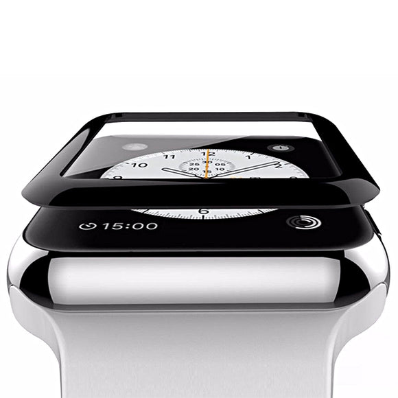 Apple Watch 3D Screen Protector Tempered Glass