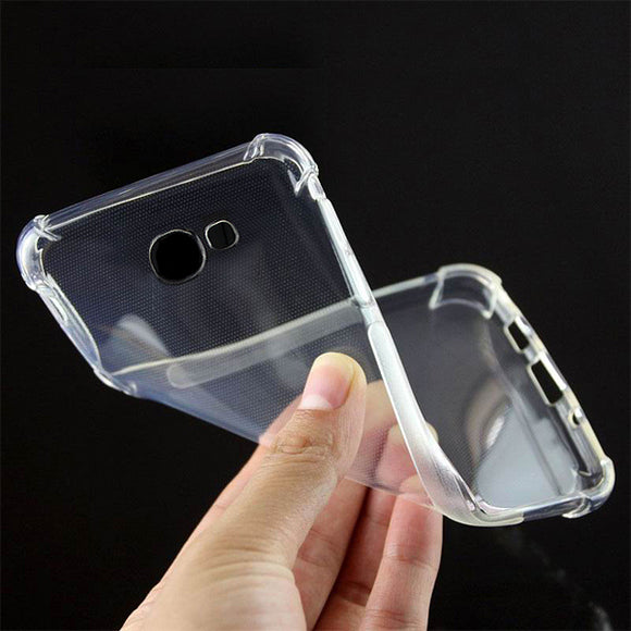 Samsung J7 Transparent Gorilla Cover