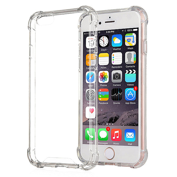 iPhone 7 plus Transparent Gorilla Cover