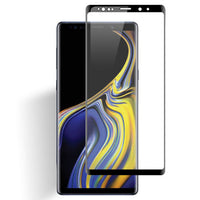 Samsung Galaxy Note 9 Full Cover Glass Screen Protector - Black