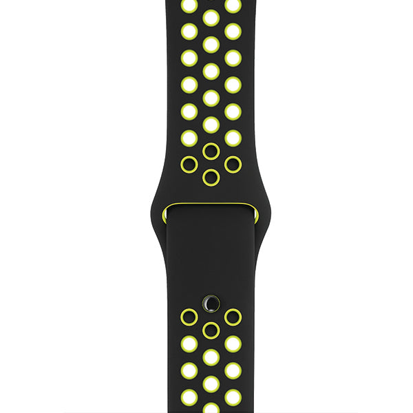Silicon Strap with holes for Apple Watch