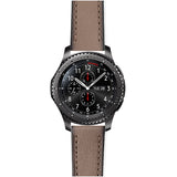 Strap Studio Leather Seta Strap for Samsung Gear S3 / S2