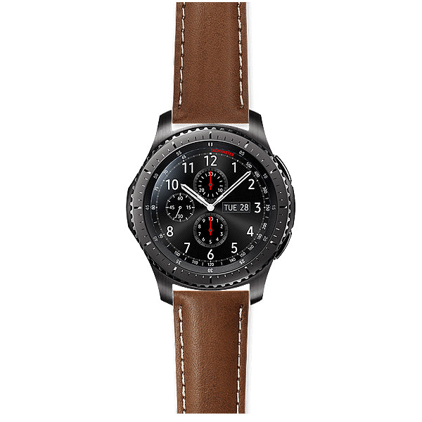 Strap Studio Leather Negano Strap for Samsung Gear S3 / S2