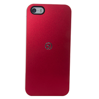 Sevenmilli Ultraslim iPhone 5 Red and Black