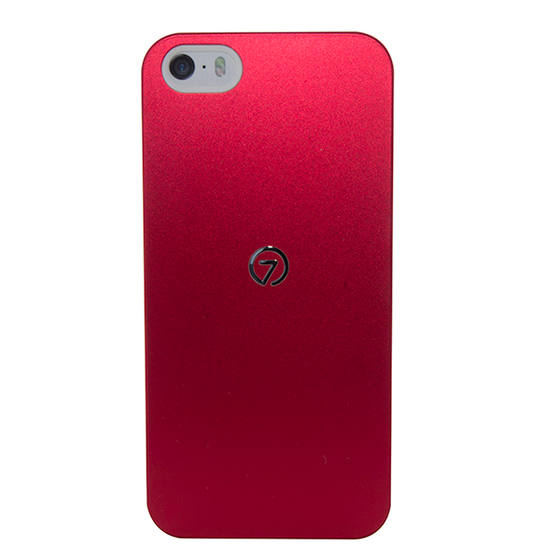 Sevenmilli Ultraslim iPhone 5 Red and White