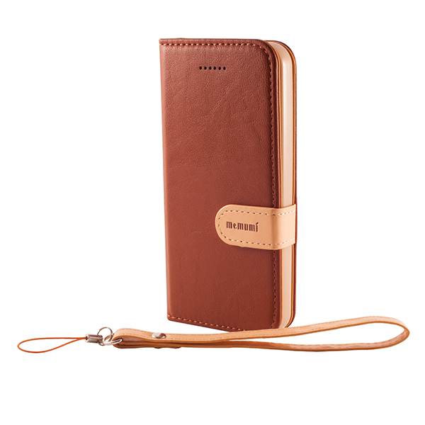 Memumi Jane series iPhone 5 brown and tan