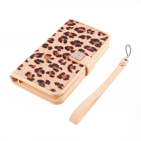 Memumi Wildling series iPhone 5 leopard print