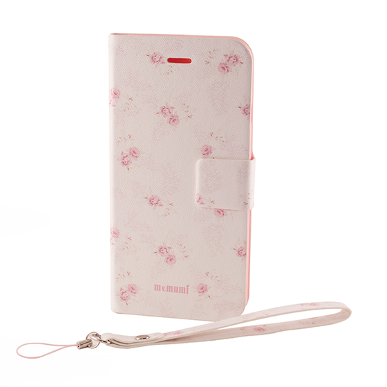 Memumi Flower series iPhone 6 pink flower print