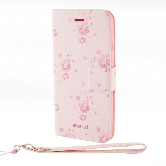 Memumi Flower series iPhone 6 pink spring flower print