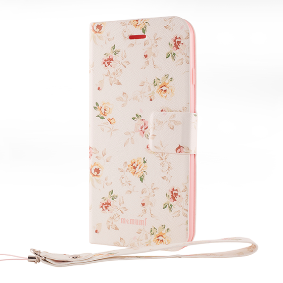 Memumi Flower series iPhone 6 yellow flower print