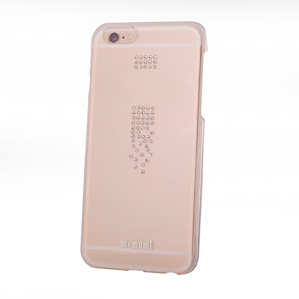 Memumi Crystal series iPhone 6 plus sprinkle