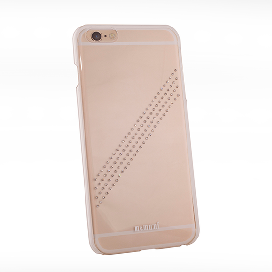 Memumi Crystal series iPhone 6 plus stripe pattern