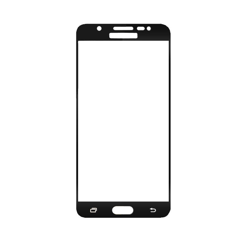 super popular 8a369 5b603 YP Full Cover Tempered glass screen protector for Samsung Galaxy J7 Prime