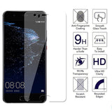 Huawei P10 Plus 2.5D Clear Flat Tempered Glass Screen Protector