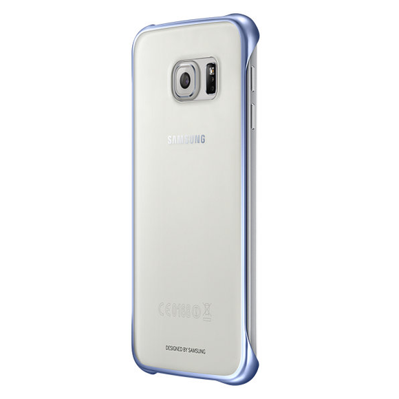Samsung Original S6 Edge Plus Clear Cover