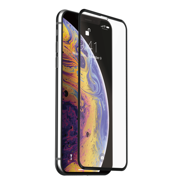 iPhone XS Max 3D Full Screen Tempered Glass Screen Protecto