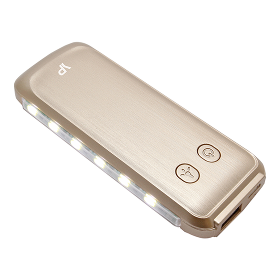 Young Pioneer 3000 mAh Power Bank