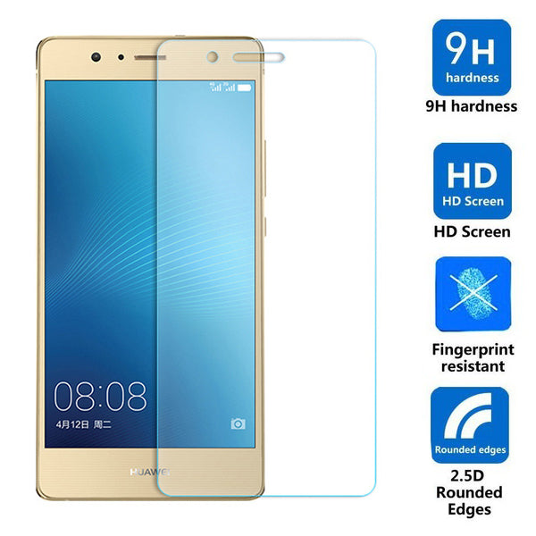 Huawei P9 Lite 2.5D Clear Flat Tempered glass screen protector