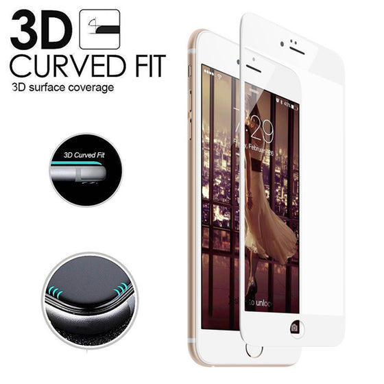 iPhone 7 Plus 3D Tempered glass screen protector