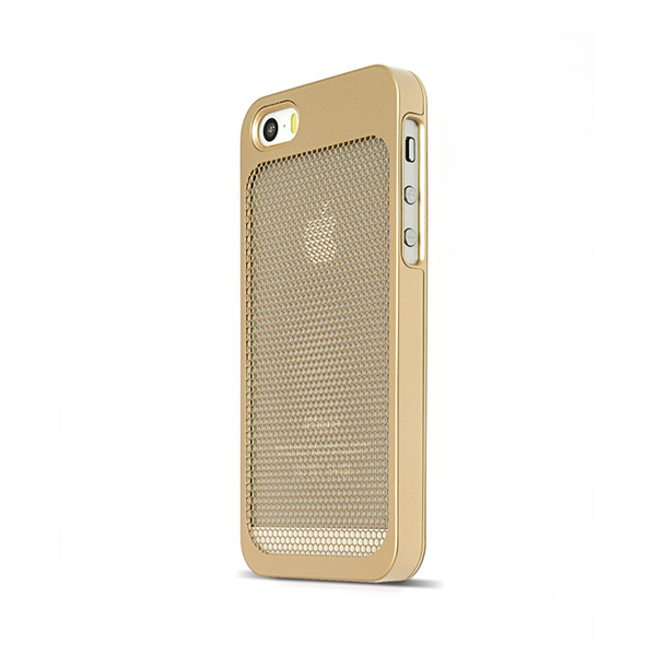 Sevenmilli Ultraslim mesh iPhone 5 Gold
