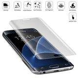 Samsung Galaxy S7 Edge 3D Clear Tempered glass screen protector