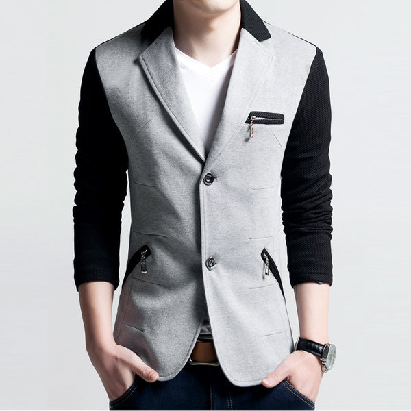 Male Blazer 2 colors