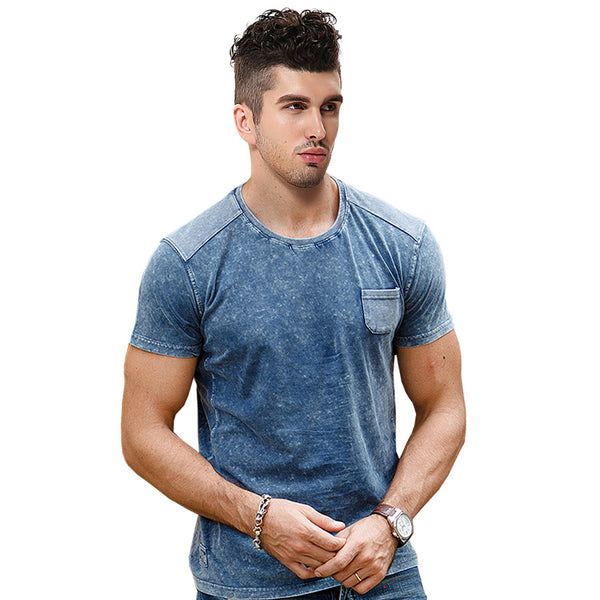 Men's T-shirt with short sleeves 2 colors
